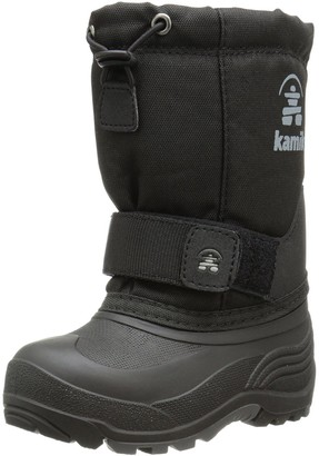 Kamik unisex child Rocket Snow Boot