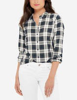 The Limited Plaid Shirt