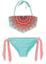 Gossip Girl Girl's 'La Bayadere' Two-Piece Swimsuit