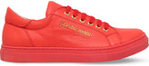 Roberto Cavalli Low-top leather trainers 5 - 9 years