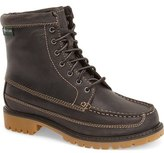 Eastland 'Charlie' Lace-Up Lug Boot (Women)