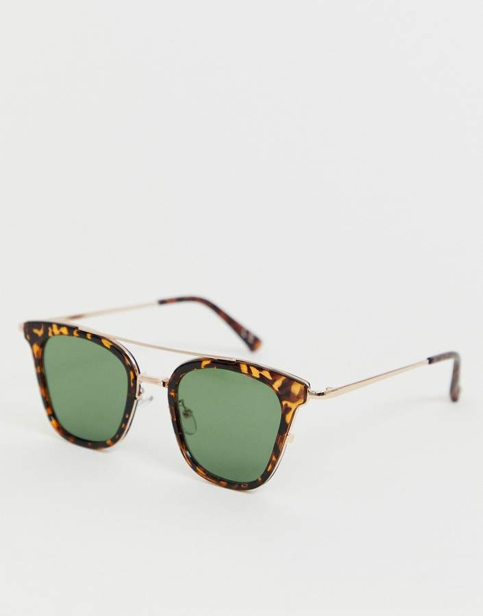 64f5132f2f0d Mens Retro Frame Sunglasses - ShopStyle
