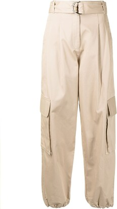 Lee Mathews Tapered Cargo Trousers