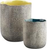 CB2 Kauai Vases