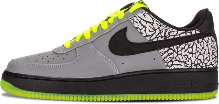 Nike Force 1 Low Premium '112' - Metallic Silver/Black