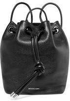 MICHAEL Michael Kors Dalia Textured-Leather Backpack