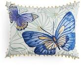 """Sky Flutter Decorative Pillow, 14"""" x 18"""""""