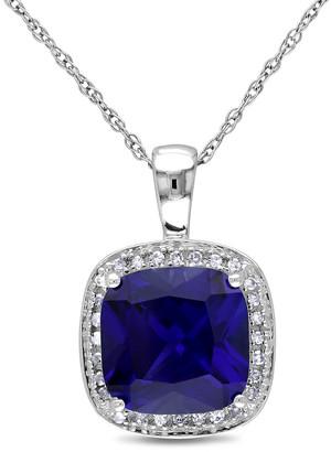 Rina Limor Fine Jewelry 10K Gold 0.1 Ct. Tw. Diamond Pendant Necklace
