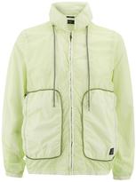 Paul Smith Jeans Nylon Limonta Jacket Neon Yellow