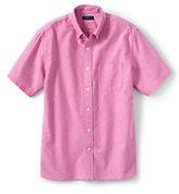 Classic Men's Sail Rigger Oxford Shirt-Pearl Gray Heather
