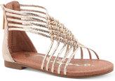 Nina Karlee Gladiator Sandals, Toddler Girls (4.5-10.5) & Little Girls (11-3)