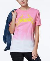 Merch Traffic Juniors' Cotton Metallica Graphic T-Shirt