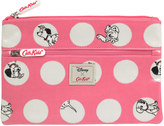 Cath Kidston Peekaboo Spot Kids Double Zip Pencil Case