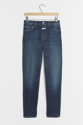 Closed Baker High-Rise Slim Jeans By in Blue Size 25
