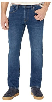 Hudson Byron Straight Zip in Tackle (Tackle) Men's Jeans
