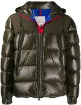 Moncler hoodie padded jacket