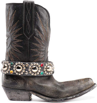 Golden Goose Boots Wish Star Low