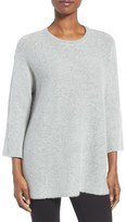 Eileen Fisher Airspun Knit Crewneck Sweater