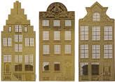 Pols Potten Waxinelight Tealight Holder - Set of 3 - Canal Houses