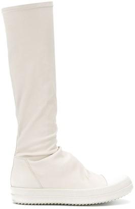 Rick Owens knee-length boots