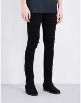 Amiri Mid-rise Skinny Stretch-denim Jeans