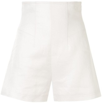 Alexis High-Waisted Shorts