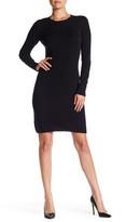 Sofia Cashmere Cashmere Long Sleeve Dress