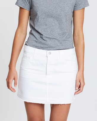 J Brand Bonnie Mini Skirt