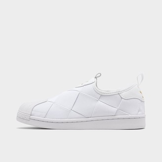 adidas Women's Superstar Slip-On Casual Shoes
