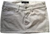 Isabel Marant mini denim skirt