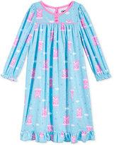 Komar Kids Peppa Pig Nightgown, Toddler Girls (2T-5T)