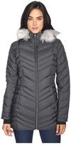 Spyder Timeless Long Faux Fur Down Jacket