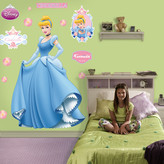 Fathead Cinderella Wall Decal