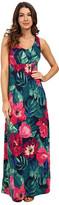 Tommy Bahama Paradise Poppies Long Dress