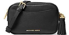 6a56f1591e63 MICHAEL Michael Kors Women's Small Pebbled Leather Camera Bag