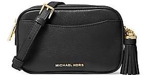 MICHAEL Michael Kors Women's Small Jet Set Leather Belt Bag