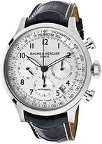 Baume & Mercier Men's MOA10063 Automatic Stainless Steel Dial Watch