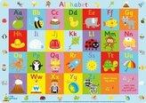Little Wigwam Alphabet Placemat
