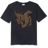 Dries Van Noten - Slim-fit Printed Cotton-jersey T-shirt