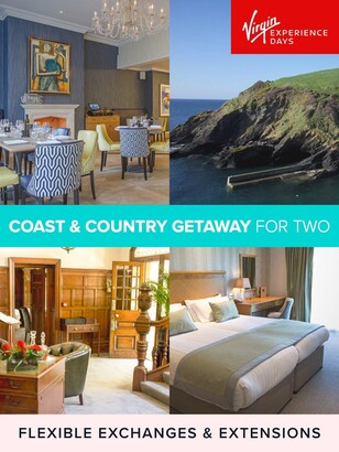 Virgin Experience Days Coast and Country Getaway for Two in a Choice of Over 30 Locations