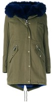 Philipp Plein Women's Blue/green Cotton Outerwear Jacket.