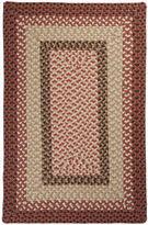 Colonial Mills Sausalito Reversible Braided Indoor/Outdoor Rectangular Rug