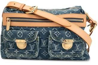 Louis Vuitton Pre-Owned Baggy PM denim shoulder bag