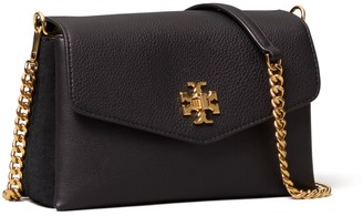Tory Burch Kira Mixed-Materials Mini Bag