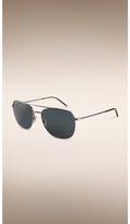 Burberry Aviator Polarised Sunglasses