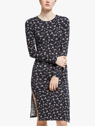 Just Female Elma Floral Jersey Dress, Pastel
