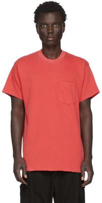Billy Red Joseph Pocket T-Shirt