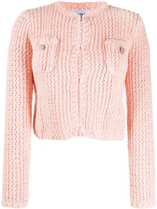 Chanel Pre Owned 2010 Knitted Cardigan