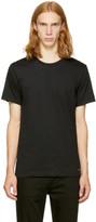 Calvin Klein Underwear Three-pack Black Crewneck T-shirt