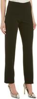 Armani Collezioni Wool-Blend Pant